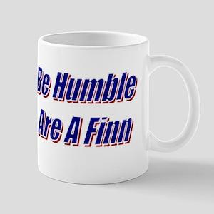Its Hard To Be Humble... Mug
