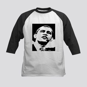 Barack Obama Kids Baseball Jersey