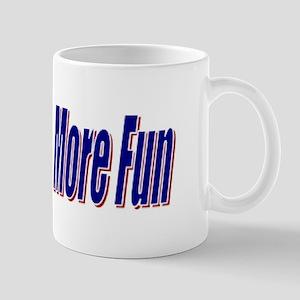 Finns Have More Fun Mug