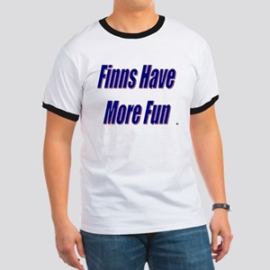 Finns Have More Fun Ringer T