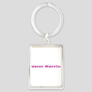 Pink Breast Cancer Warrior 4Megan Keychains