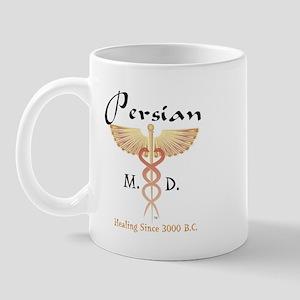 Red Persian M.D. Mug