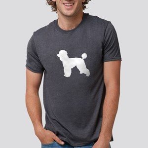 Poodle White 1 T-Shirt