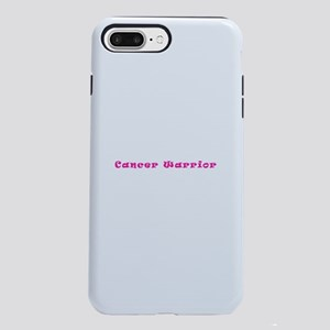 Pink Breast Cancer Warr iPhone 8/7 Plus Tough Case