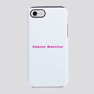 Pink Breast Cancer Warrior 4 iPhone 8/7 Tough Case