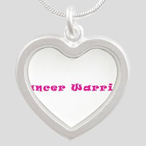 Pink Breast Cancer Warrior 4Megan Necklaces