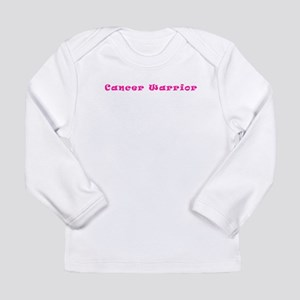 Pink Breast Cancer Warrior 4Me Long Sleeve T-Shirt