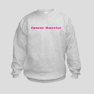 Pink Breast Cancer Warrior 4Megan Sweatshirt