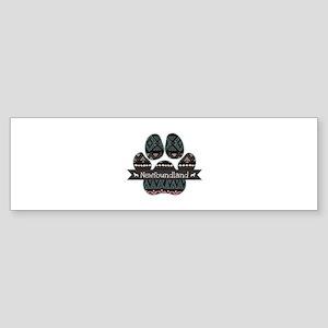 Newfoundland Sticker (Bumper)