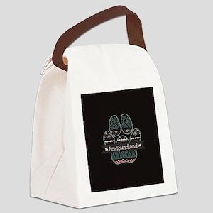 Newfoundland Canvas Lunch Bag