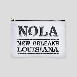 NOLA New Orleans Vintage Makeup Bag