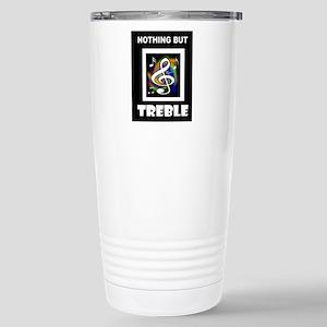 TREBLE TROUBLE Mugs