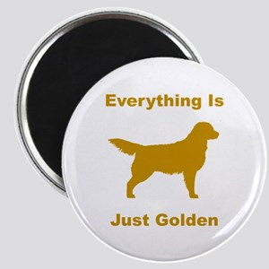 Just Golden Magnet