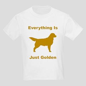Just Golden Kids Light T-Shirt