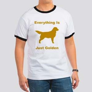 Just Golden Ringer T