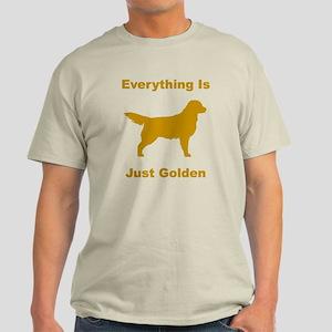 Just Golden Light T-Shirt