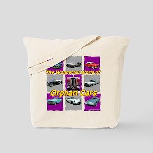 """Wonderful Orphans"" Tote Bag"