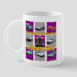 """""""Wonderful Orphans"""" Mug"""