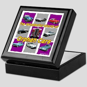 """""""Wonderful Orphans"""" Keepsake Box"""