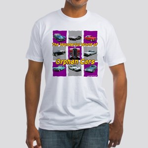 """""""Wonderful Orphans"""" Fitted T-Shirt"""
