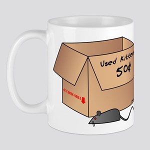 Used Kittens Mug