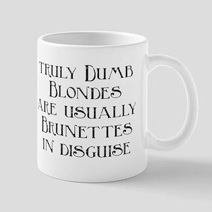 Dumb Blondes Mug