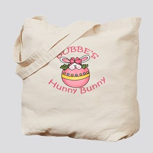 Bubbe's Hunny Bunny GIRL Tote Bag