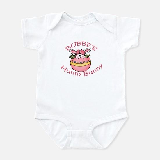 Bubbe's Hunny Bunny GIRL Infant Bodysuit