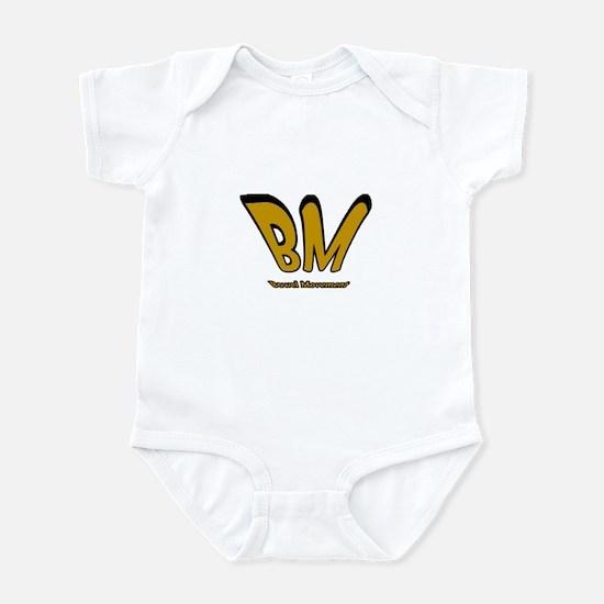 Bowel Movement Infant Bodysuit