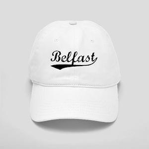 Vintage Belfast (Black) Cap