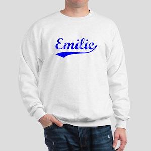 Vintage Emilie (Blue) Sweatshirt