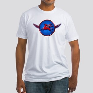 Flying Red Fitted T-Shirt