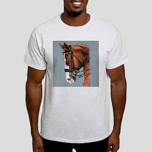 Dressage Horse Light T-Shirt