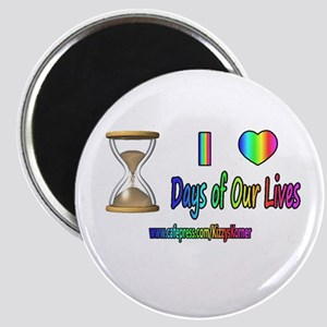 LOVE DAYS OF OUR LIVES Magnet