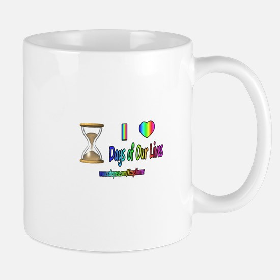 LOVE DAYS OF OUR LIVES Mug