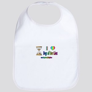 LOVE DAYS OF OUR LIVES Bib
