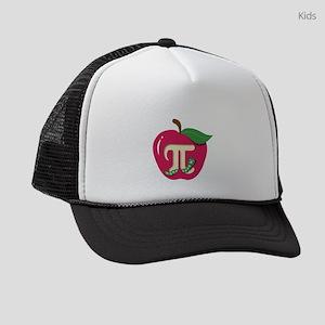 Red Apple Pi Kids Trucker hat