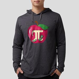 Red Apple Pi Long Sleeve T-Shirt