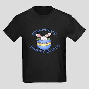 Grammy's Hunny Bunny BOY Kids Dark T-Shirt