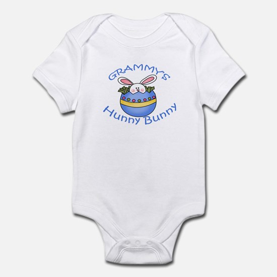 Grammy's Hunny Bunny BOY Infant Bodysuit
