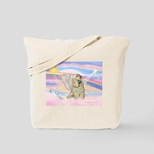 Cocker Spaniel Angel (Buff) Tote Bag
