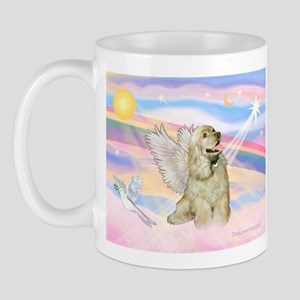 Cocker Spaniel Angel (Buff) Mug
