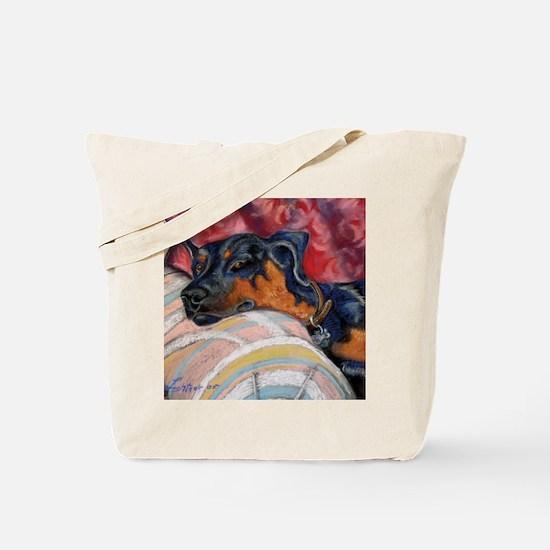 Loafing Dobe Tote Bag