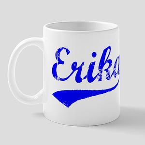 Vintage Erika (Blue) Mug