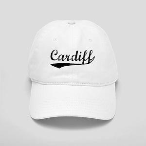 Vintage Cardiff (Black) Cap