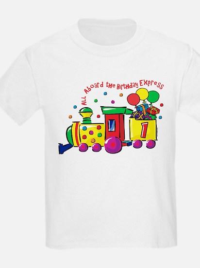 Birthday Express 1st T-Shirt