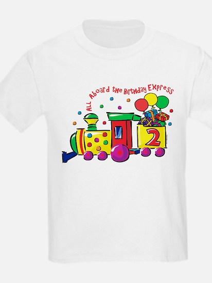 Birthday Express 2nd T-Shirt