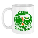 Funny Saint Patrick's Mug