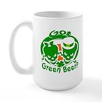 Funny Saint Patrick's Large Mug