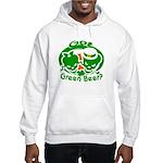Funny Saint Patrick's Hooded Sweatshirt